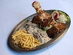 MEAT PLATE RIVA (2 persons)